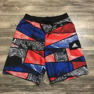 Adidas Boys Swim Trunks